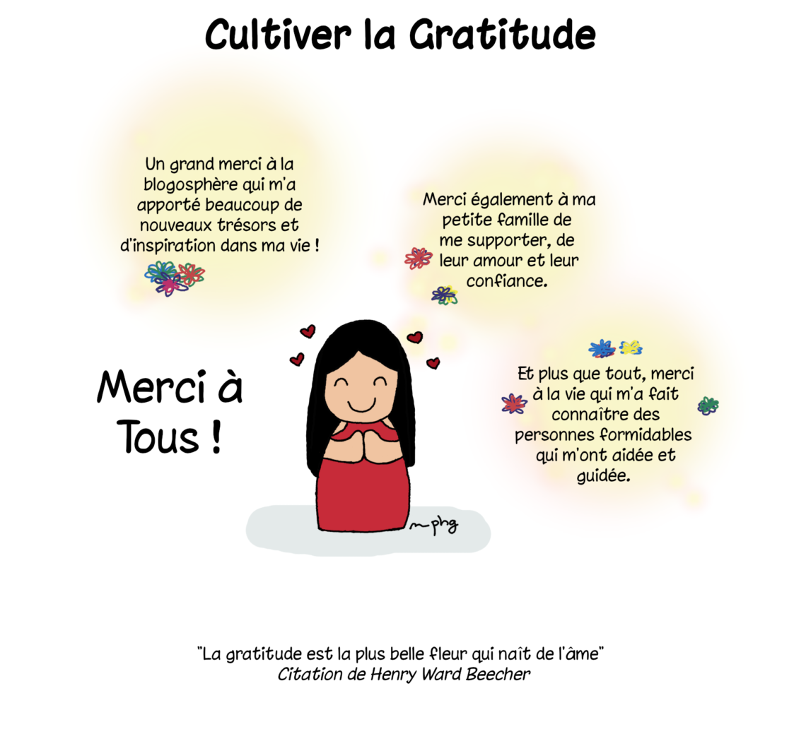 Cultiver La Gratitude Les Trésors De La Vie